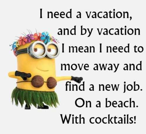 Fun Minion Quotes For Work. QuotesGram