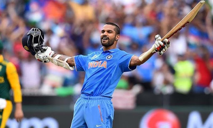 The Indian team got a big blow in the World Cup, out of the Shakhar Dahan event