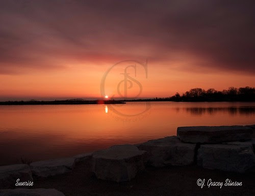 Orillia - April Sunrise