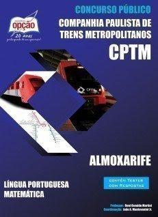 Apostila Concurso CPTM-SP ALMOXARIFE