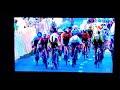 Vídeo de la brutal caída en el sprint final de la 1ª etapa del Tour de Polonia 2020