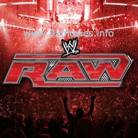 WWE Monday Night Raw 23 September 2019 HDTV 720p 480p 500MB