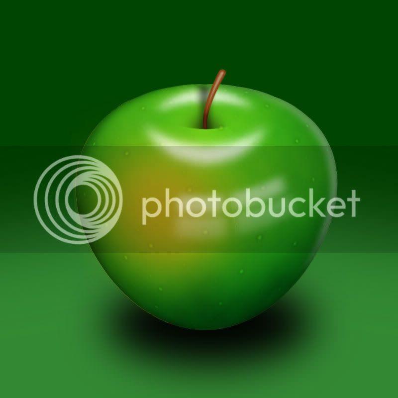 The Photoshop Apple