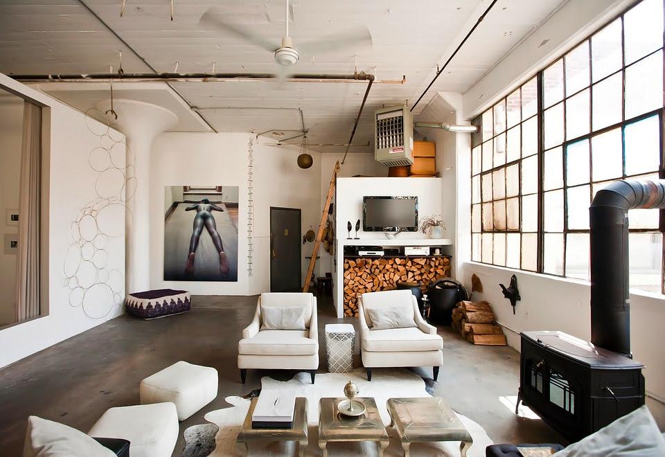 Chris A.  Dorsey Alina Preciado Brooklyn Loft Houzz 2
