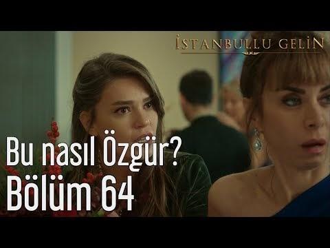 İSTANBULLU GELİN 66. BÖLÜM | 14 ARALIK 2018