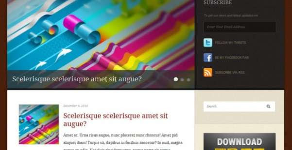 Antimonified  Best WordPress Theme
