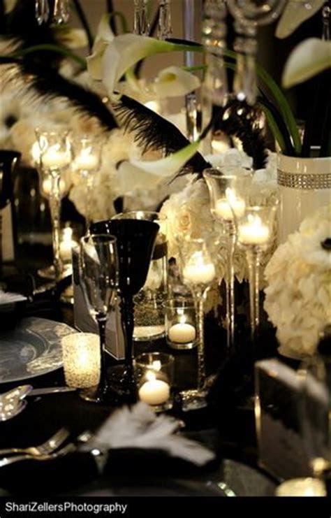 """Wedding Ideas: """"Black Swan"""" Themed Wedding Reception Ideas"""