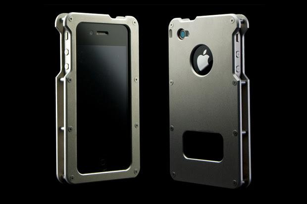 abee iphone 4 aluminium jacket 0 Abee iPhone 4 Aluminium Jacket