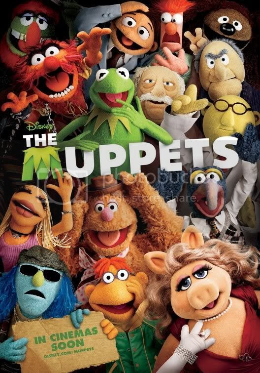 The Muppets Os Marretas