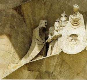 Fachada Militar Gaudí