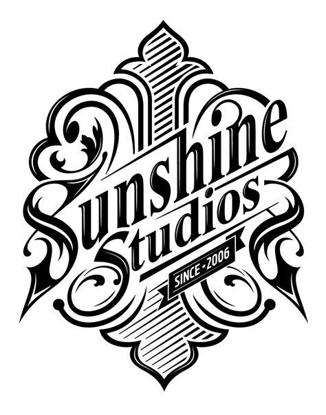 Sunshine Studios Crest design on Behance