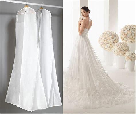 Length 170CM Cheap Wedding Dress Bags Clothes Cover Dust