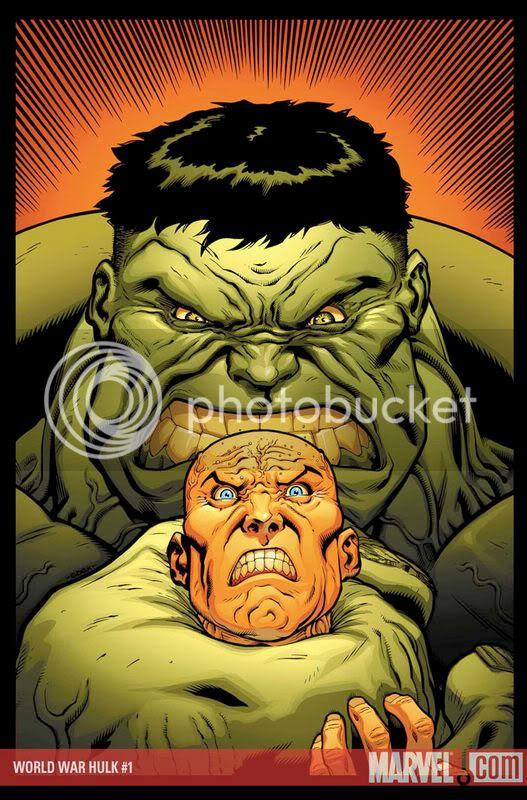 Hulk Tie In
