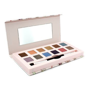 CargoSuited to a Tea Eyeshadow Palette: 12x Eyeshadow 15.24g/0.54oz