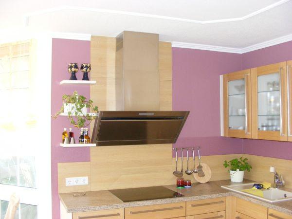 0 Küche Neu Tapezieren