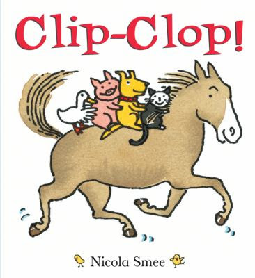 Cover Art for Clip-clop