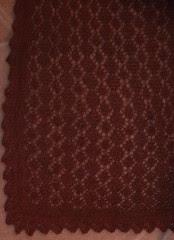 VLT shawl black