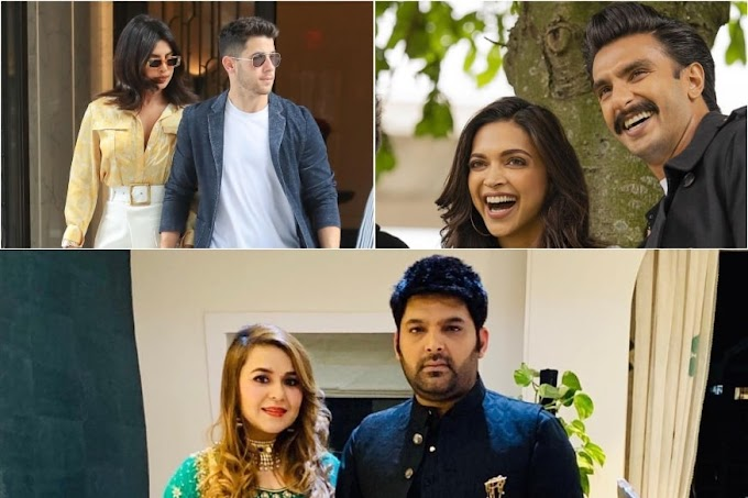 Karva Chauth 2019: Nickyanka to Deep-Veer, Celebrity Couples Observing Their First Fast