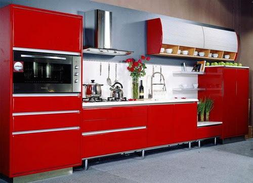Painting Metal Kitchen Cabinets - Decor IdeasDecor Ideas