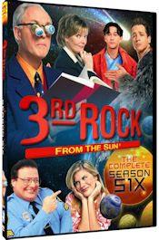 3rd Rock from the Sun - Season 6 (Mill Creek)