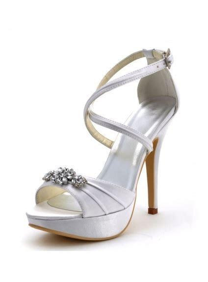 Sandali da Sposa Economici Online avorio, bianchi, rossi e