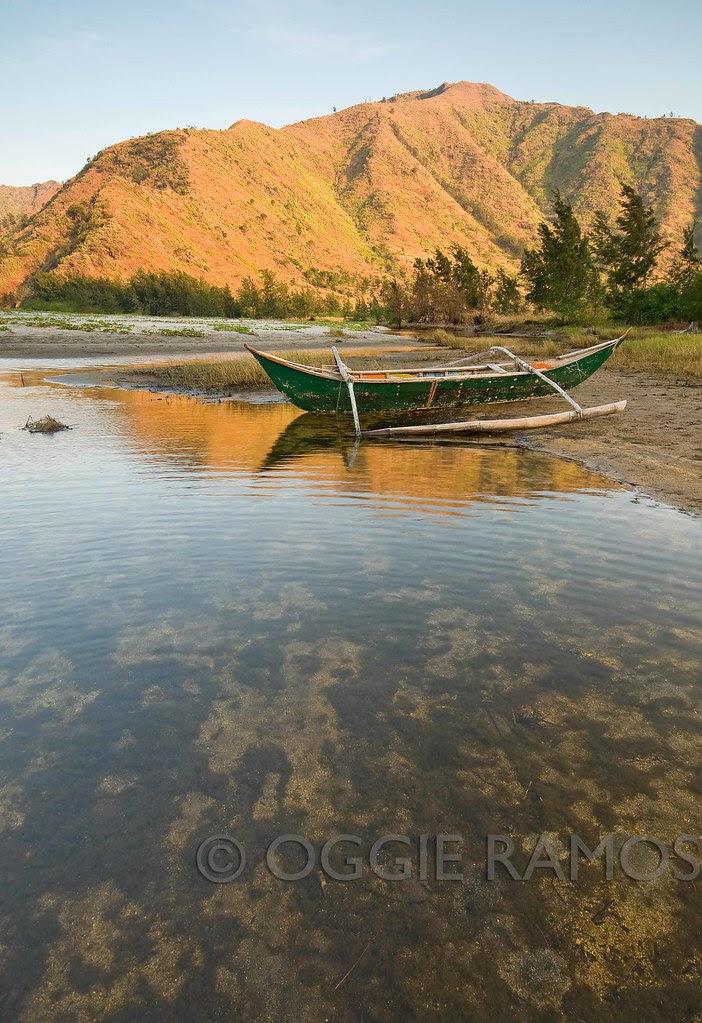 Nagsasa - Boat by the Lake II