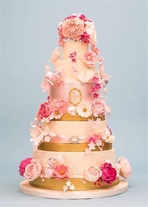 Rosalind Miller Cakes ? The English Wedding Blog