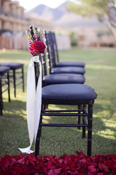 78 Best ideas about Chair Decoration Wedding on Pinterest