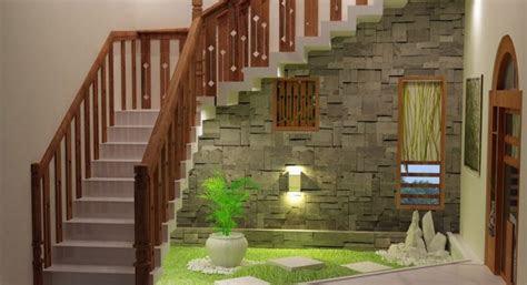 amazing   stairs garden  impress