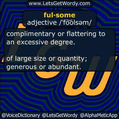 fulsome 08/20/2018 GFX Definition