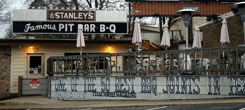 j.d. stanley's famous pit bar b-q