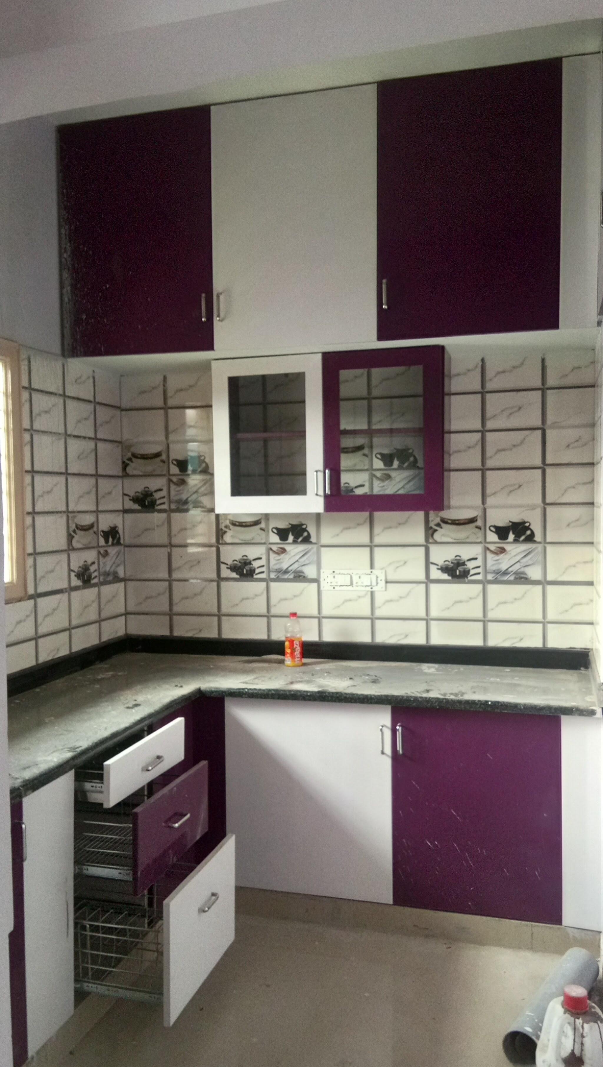 Catalogue Mithra Pvc Modular Kitchen Cabinets Interior Design In Bangalore Justdial