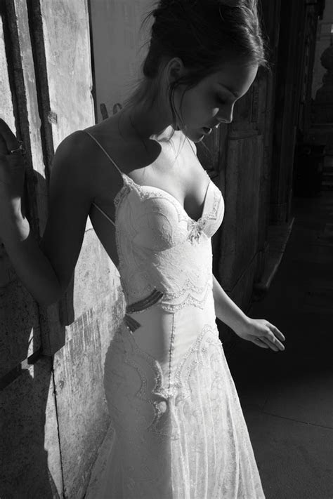SEXY, SULTRY & SENSATIONAL INBAL DROR WEDDING DRESSES