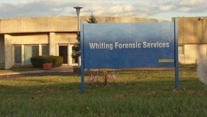 Whiting Forensic Division hospital