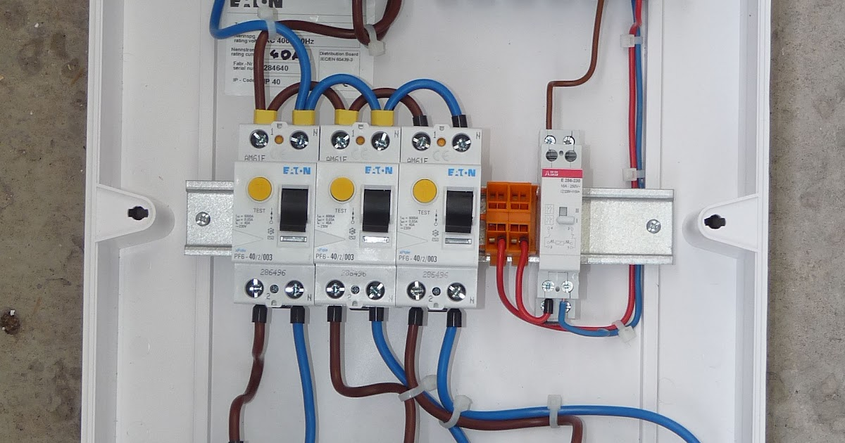 House Wiring Inverter Connection Video