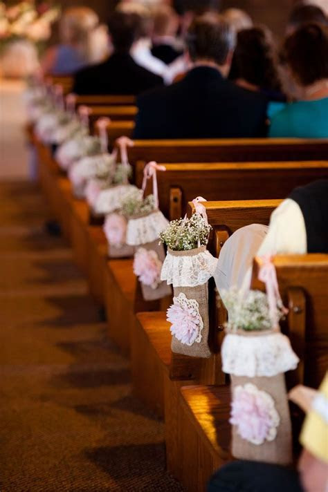 174 best images about Church wedding decorations on