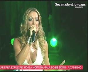 Suzana super sensual a cantar
