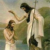 Праздник 19 января -  Крещение Господне (Богоявление)