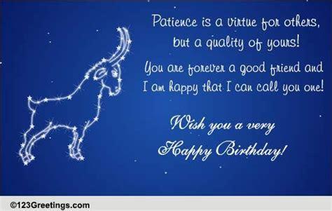 Happy Birthday, Capricorn! Free Zodiac eCards, Greeting