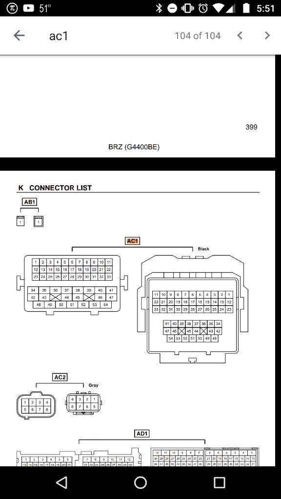 Subaru 1 8 Plug Wiring Diagram