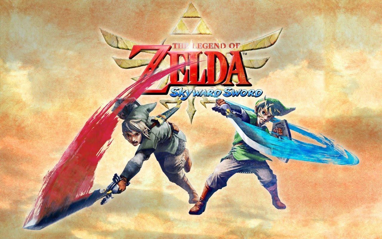 The Legend Of Zelda Skyward Sword The Legend Of Zelda Skyward