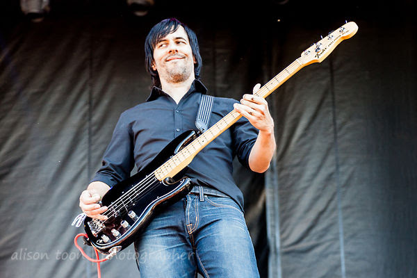 Matt McJunkins, bass, Eagles of Death Metal