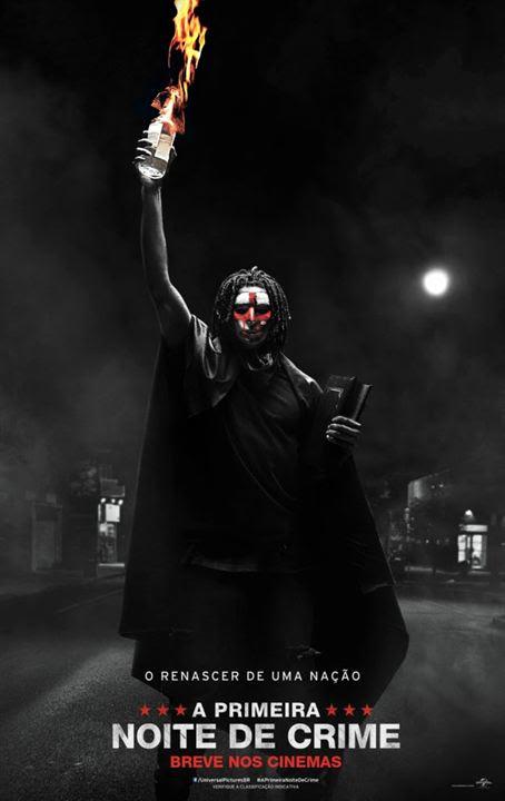 A Primeira Noite de Crime : Poster