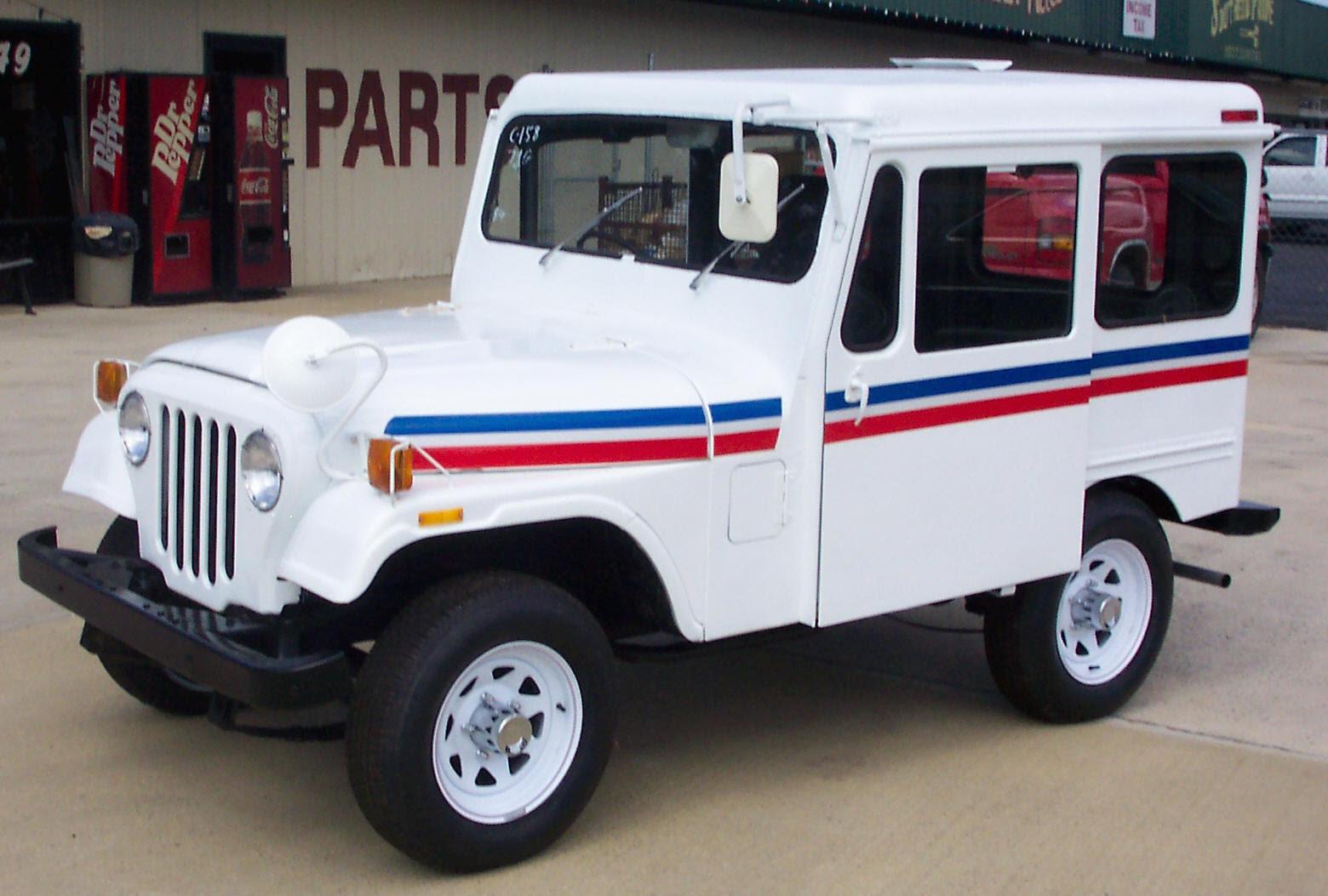 Top Jeep Postal Jeep Parts