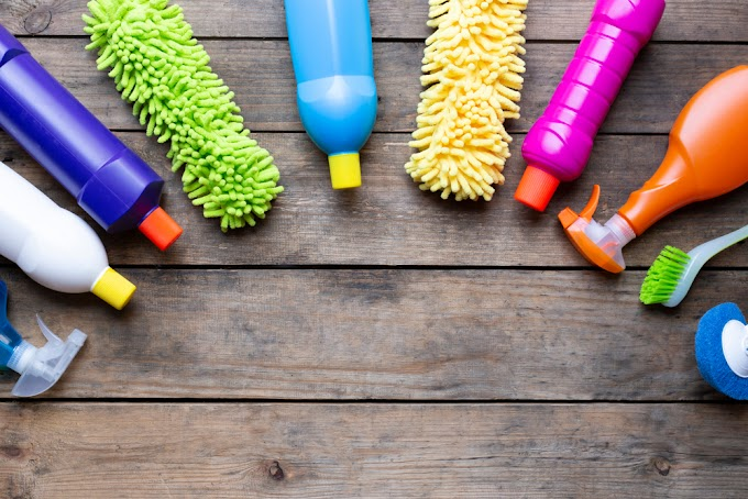 What Are The Best Tools Used For Domestic Cleaning?