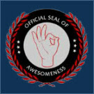 Official Seal of Awesomeness