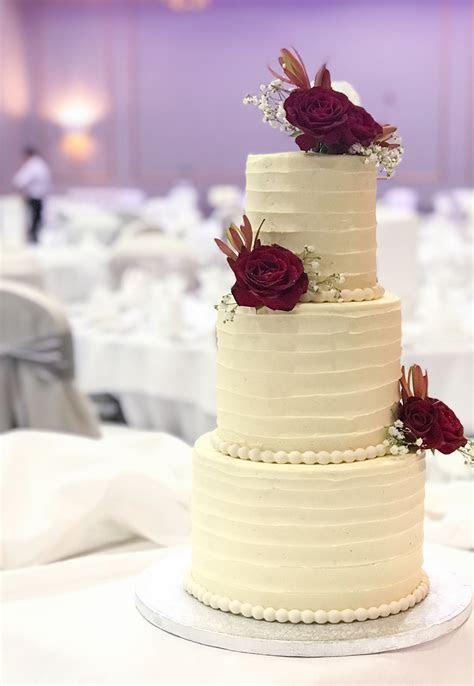 Soft iced wedding cakes ? Kelly Lou Cakes