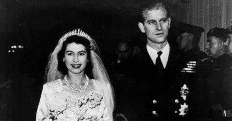 Princess Elizabeth and Philip, Duke of Edinburgh, 1947