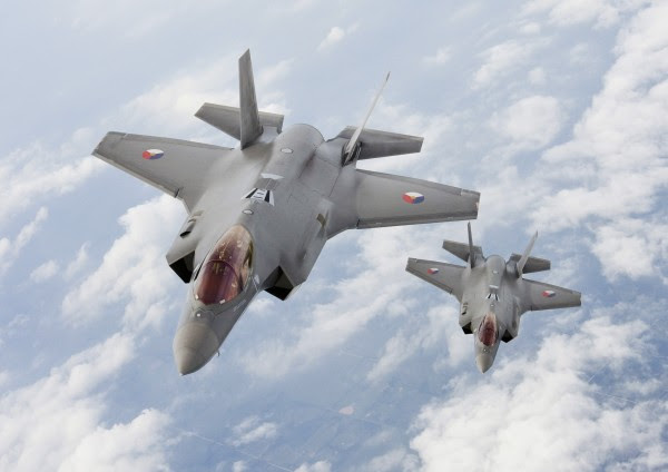 F-35A (Imagen: kijkmagazine)