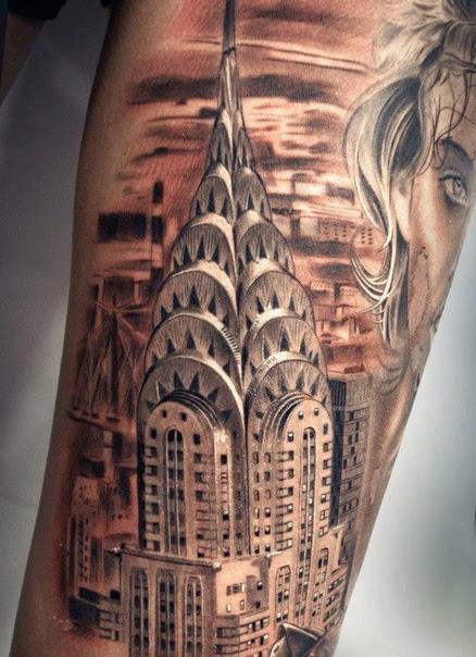Big Apple New York City Tattoo Sleeve Best Tattoo Ideas Gallery